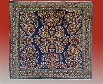 Item: #D072114, Antique Oriental Rug, Please Inquire