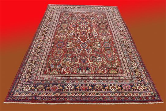 Item: #27364 Antique Oriental Rug, PLEASE INQUIRE